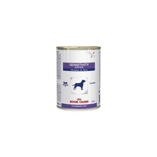 Royal Canin Sensitivity Control Chicken & Rice (Poulet) 12 x 420 g