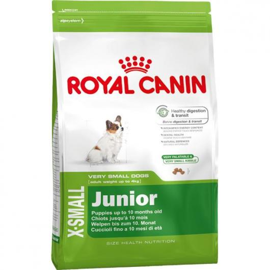 Royal Canin X-Small Junior (Chiots - 10 mois)
