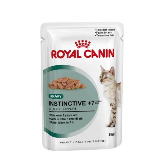 Royal Canin Wet Instinctive +7