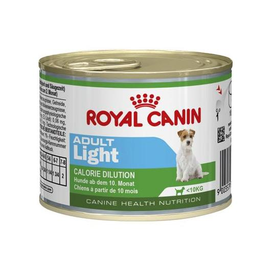 Royal Canin Adult Light, 12x195 g