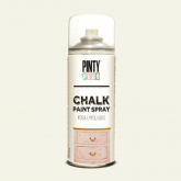 Pintura a la tiza / Chalk paint en Spray - Blanco Roto, 400 ml