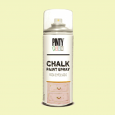 Pintura a la tiza / Chalk paint en Spray - Crema, 400 ml