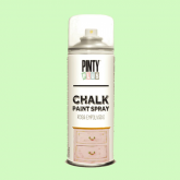 Pintura a la tiza / Chalk paint en Spray - Verde Menta, 400 ml