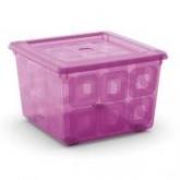 Caixas Jobgar quadrados caixa 28 litros