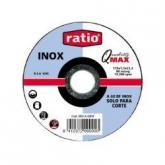 Disco de corte inox / metal Ratio Q-Max