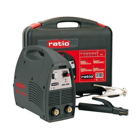 Saldatore inverter Ratio INV-200