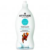 Concentrato eco per lavastoviglie Ylang e Lima Attitude, 700 ml