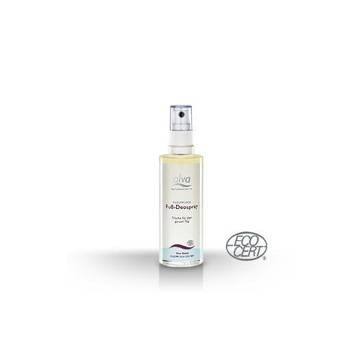 Deodorante per piedi in spray Alva, 75ml