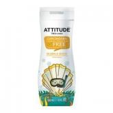 Espuma de baño para niños Attitude 355 ml eco