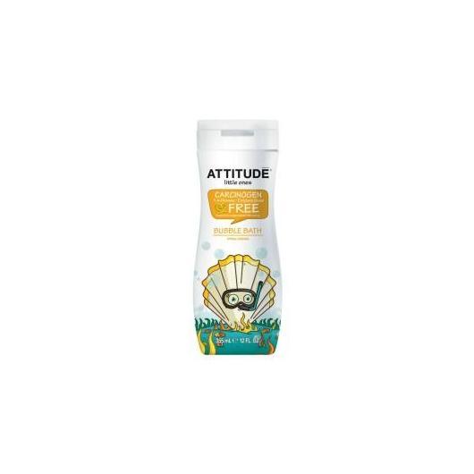 Espuma de baño eco para niños Attitude, 355 ml