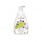 Jabón liquido para manos niños Attitude 295 ml eco