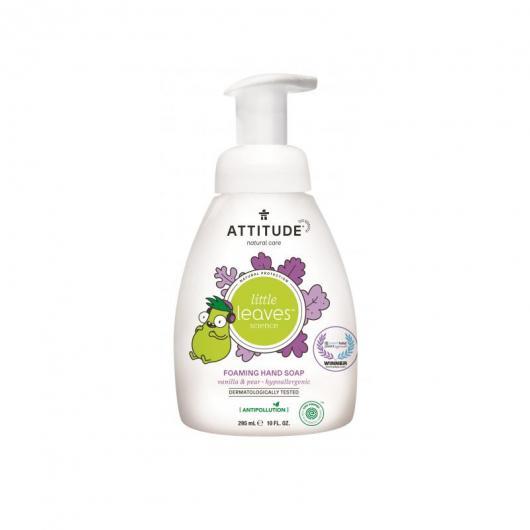 Jabón liquido eco para manos niños Attitude, 295 ml