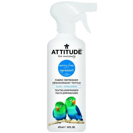Pulitore di tessuti eco freschezza glaciale in spray Attitude, 475 ml