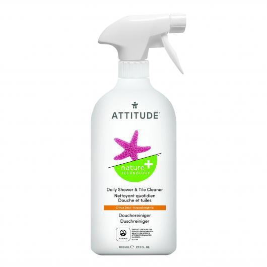 Pulitore in spray per Doccia eco Attitude, 800 ml