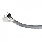 Organizador de cables Duolec 2 m