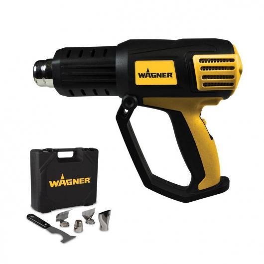Decapador eléctrico con control digital Wagner HT 4500 2000 W