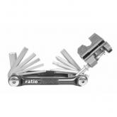 Kit 17 accesorios para bicicleta Ratio