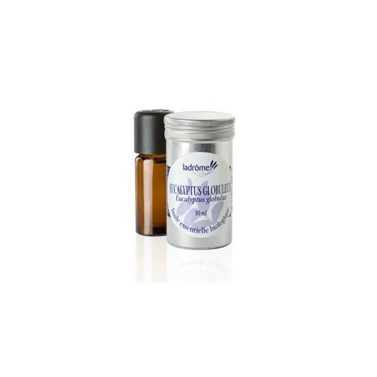 Olio essenziale Eucalipto bio Ladrôme, 10ml