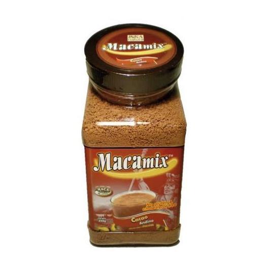Macamix con cacao andino en polvo Inkanat, 340 g