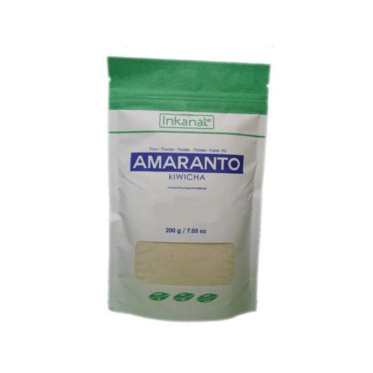 Amaranto en polvo Inkanat, 250 g