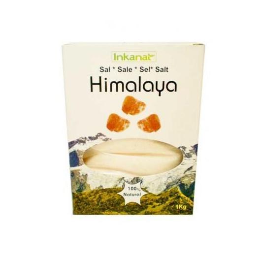 Sal gruesa himalaya baño Inkanat, 1 kg