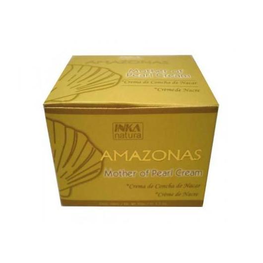 Crema de concha de nácar Inkanat, 50 gr