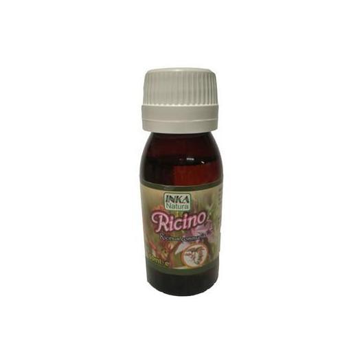 Aceite de ricino Inkanat, 60 ml
