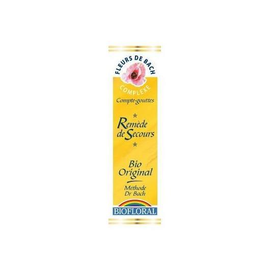 Flores de bach remedio de urgencia Biofloral, 20 ml