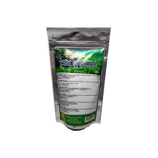 Clorolella bio in polvere Inkanat, 250 gr