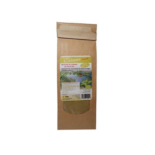Proteina di canapa bio in polvere, 250 gr