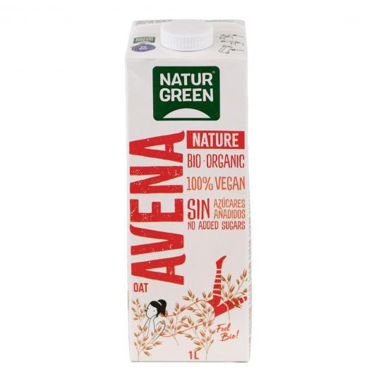 Bebida de Avena NaturGreen, 1L
