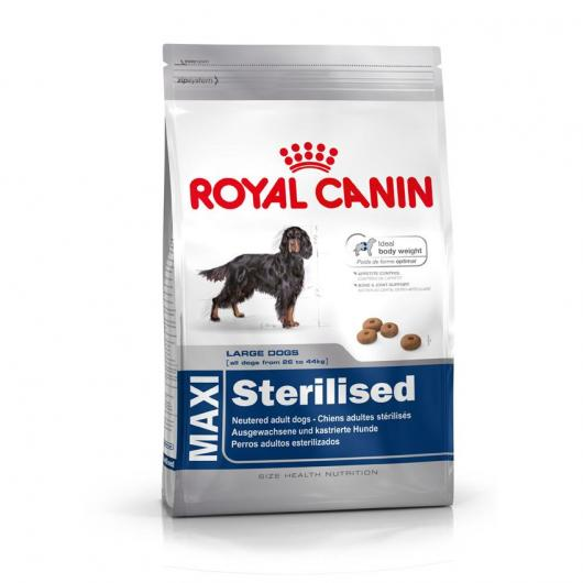 Royal Canin MAXI STERILISED ADULT