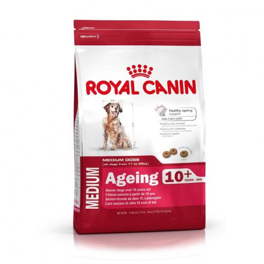 Royal Canin MEDIUM AGEING+10