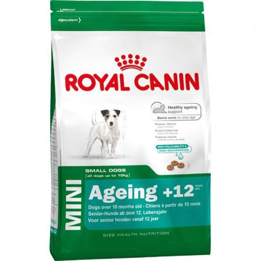 Royal Canin MINI AGEING+12