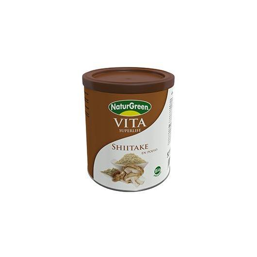 Shiitake in Polvere Naturgreen,100 g