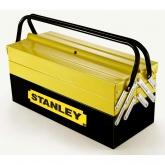 Metal caixa de ferramentas Stanley