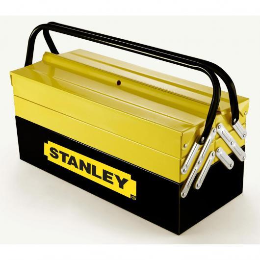 Cassetta degli attrezzi di metallo Stanley