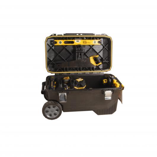 Officina mobile carbonile di trasporto Stanley Fatmax