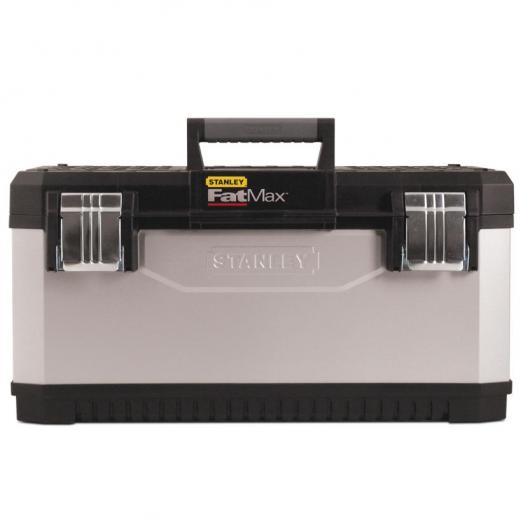 Cassetta degli attrezzi di metallo Stanley Fatmax