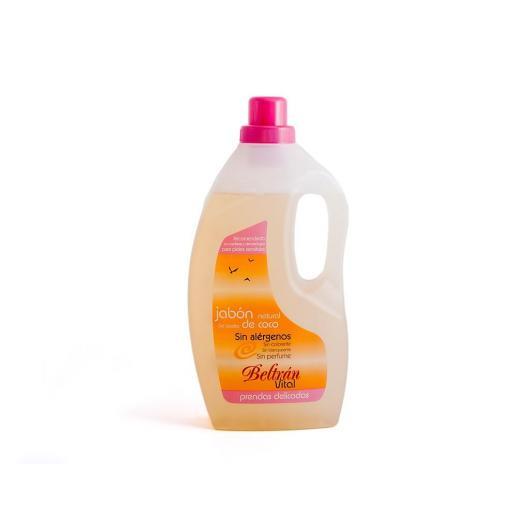 Sapone di cocco liquido senza profumo Beltrán Vital
