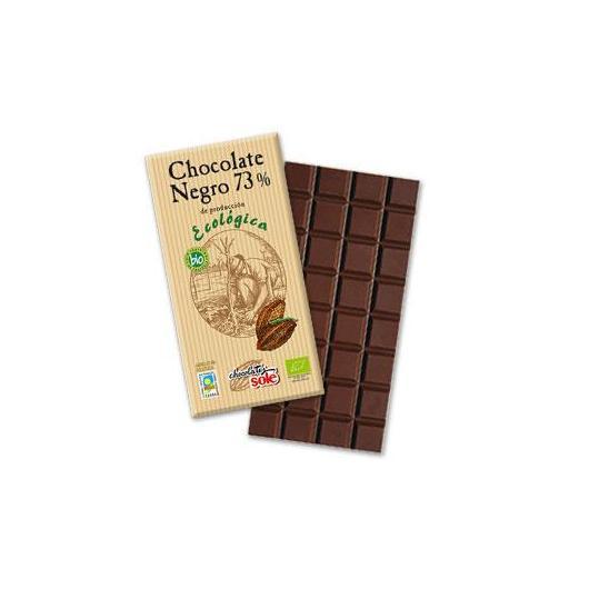 Cioccolata 73% SOLÉ, 25g