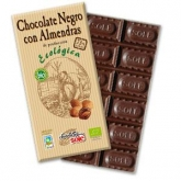 SOLÉ dark chocolate 73% with almonds 150g