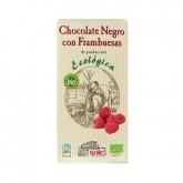 Cioccolato Fondente 56% con Lamponi SOLÉ 100 g