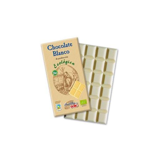 Chocolaté Blanco Solé, 100 gr