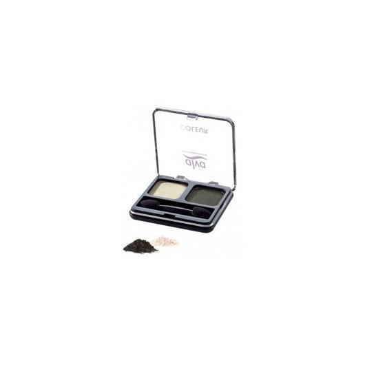 Ombre à paupières crème pour maquillage smoky Alva, 4 g