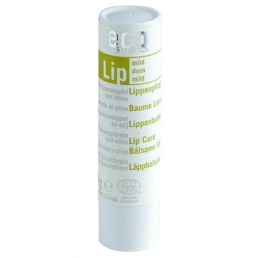 Balsamo labbra melograno e oliva Ecocosmetics, 4 gr