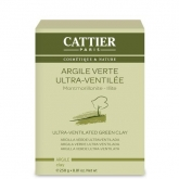 Argilla verde ultraventilata Montmorillonitae lillita, Cattier, 250 g
