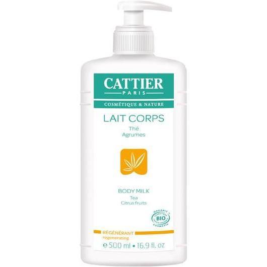 Leche corporal regeneradora Cattier, 500 ml