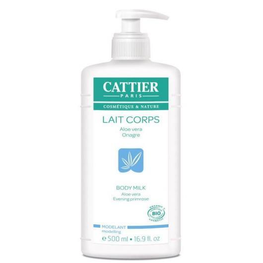 Lozione corporale modellatrice Cattier, 500 ml
