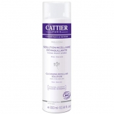 Cattier 3-in-1 micellar makeup remover 300ml